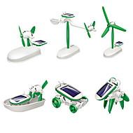 DIY 6 in 1 Solar Robot Kinder Bildungs-Kits