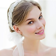 Women's/Flower Girl's Rhinestone/Tulle Headpiece - Wedding/Special Occasion Headbands