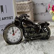 שעון מעורר שולחן נסיעות מודל אופנוע עיצוב משרד ביתי אופנה
