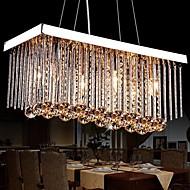 MAX40W Contemprâneo / Tradicional/Clássico Cristal Metal LustresSala de Estar / Quarto / Sala de Jantar / Quarto de Estudo/Escritório /