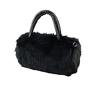 New Coming Fashion Style Imitation Wool Hand Bag