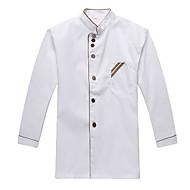 chef blanc uniforme