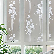 Frosted glass windows of paper sticker decal window stickers static-free plastic film opaque window paper
