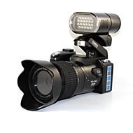 """3 """"pantalla lcd cmostft 5.0mp cámara digital de 21x de zoom óptico de las cámaras SLR digitales con proyector LED para uso-negro al aire libre"""