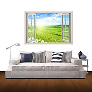 3D Wall Stickers Wall Decals, Sunshine Decor Vinyl Wall Stickers