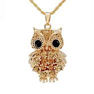 Women's Fashion Wild Owl Necklace