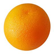 laranja decorativo fruta, 2pcs / set