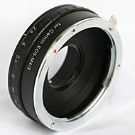 לבנות הצמצם EOS Canon עדשת EF עבור מתאם M43 מ 43 מיקרו אולימפוס panasonica