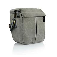 dengpin® plátno kamera messenger taška přes rameno pouzdro pro Sony A6000 a5100 Canon EOS m2 panasonic gf6 Samsung NX3000