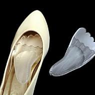 Palmilhas ( Transparente ) - de Silicone - Todos os Sapatos