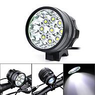 Marsing Čelovky / Světla na kolo LED 4500-5500 Lumenů 3 Režim Cree XM-L T6 18650 Voděodolný / Dobíjecí / Odolný proti nárazům / High Power
