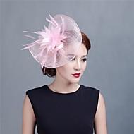 les femmes mariage / fête fascinateur sinimay avec des plumes sfc12329
