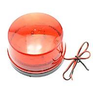 veiligheid rood knipperend licht voor motor / voertuig