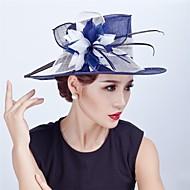 les femmes mariage sinamay parti plume Fascinators chapeaux sfc9136