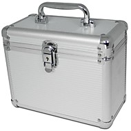 "maiwo 3,5 ""HDD Protection Box max 5ks hdd ochranným pouzdrem stříbrnou kb352"