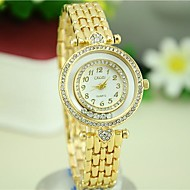 Women's Fashion Classic European Style Rhinestones Wrist Watch