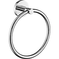 Bathroom Accessories Chrome Finish Stainless Steel Material Towel Ring