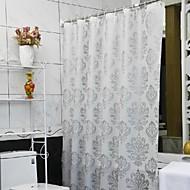 "europeu chuveiro peva floral cortina W71 ""x L71"""