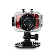 """Videocamera - Sensore CMOS 5 Megapixel - Schermo - 2,0"""" - 4X - Video Out/Grandangolo/720P/HD/Resistente agli urti/Ancora foto Cattura"""