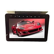 Lettore dvd poggiatesta monitor tft da 9 pollici compatibile con DVD / VCD / MP3 / MP4 / CD-R / CD-RW / divx