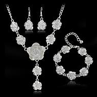 Ensemble de bijoux Alliage Femme