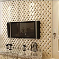 Contemporary Wallpaper Geometric Wall Covering PVC/Vinyl Wall Art