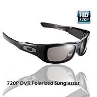 MP3 플레이어 8 기가 바이트 5.0 메가 픽셀의 HD 1280 * 720 카메라 선글라스