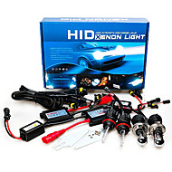 12V 55W H4 Xenon Hid AC Hight / Low Conversion Kit 8000K