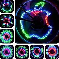 자전거 라이트 / 바퀴 등 LED Cree 싸이클링 방수 / 프로그램화 가능 AAA 루멘 USB 사이클링