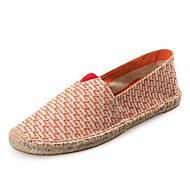 Men's Shoes Espadrilles Flat Heel Canvas Loafers Shoes More Colors available