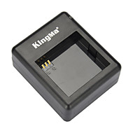 kingma bm030 dual-slot punjač za xiaomi xiaoyi i az13-1 baterije --black