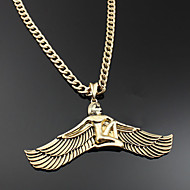 Fashion Alloy Goddess Necklace for women