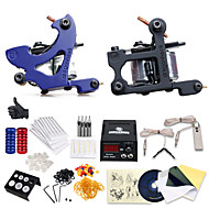 kit de tatouage professionnel 2 machines