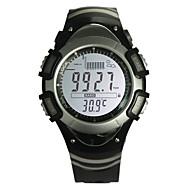 Sunroad Digital Fishing Barometer 3ATM Waterproof Wrist Watch Thermometer Altimeter Model FX702A New