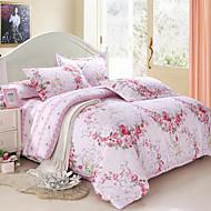yuxin®full mianjin шелк хлопок сатин 4 Piese жаккардовые комплект стерео 1,5-1,8 кровать / 2.0m кровать постельные принадлежности