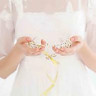 Ženy Perla Přílba-Svatba Zvláštní příležitost Outdoor Čelenky Jeden díl