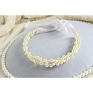 Handmade Pearl Headband