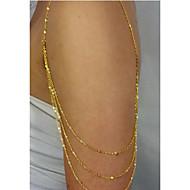 Dámské Tělové ozdoby Tělo Chain / Belly Chain Slitina Módní Šperky Párty