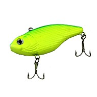 ALL Swimming Yellow Fluorescence The Bait With the Ball Vibration