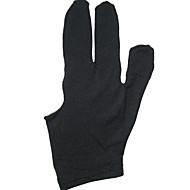 20 PCS black Pool Cue Gloves For Pool Cue Stick Indoor Games ,Billiards