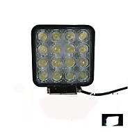 Luz para el Trabajo ( 6000K , Impermeable ) - LED - Coche/SUV/Tractor/Excavadora/Bulldozer/Crane