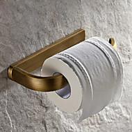 Antique Brass Finish Brass Material Toilet Paper Holders
