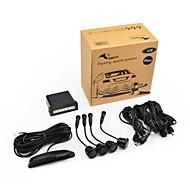 Steelmate Ebat C2 Parking Assist System with 4 Sensors and Compact Buzzer Parking Sensor