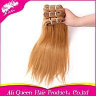 ali dronning hårprodukter 7a brazilian jomfru hår lige 27 # human remy hår 3stk / lot gratis forsendelse