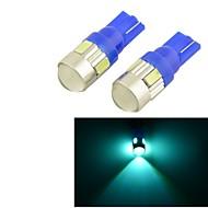 LED - Bil - Instrumentbræt lys/Læselampe/Inspektion lampe ( Blå/Rød/Lyserød