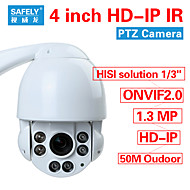 Waterdicht/Dag Nacht/Dual Stream/Remote Access/IR-cut - Outdoor Mini - IP Camera