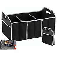sac de rangement boîte de containning pliable pour voiture tonneau noir