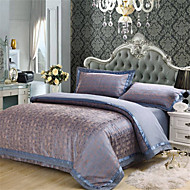 Yuxin®Silk Jacquard Cotton Quilt Bedding A Family of Four 1.5M-1.8M Bed General
