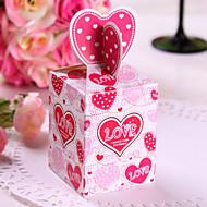 Geschenkboxen ( Rosa , Kartonpapier ) - Nicht personalisiert - Hochzeit/Brautparty