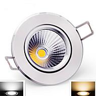 5pcs MORSEN® 6W 400-500LM COB LED Ceiling Lights LED Receseed Lights(85-265V)
